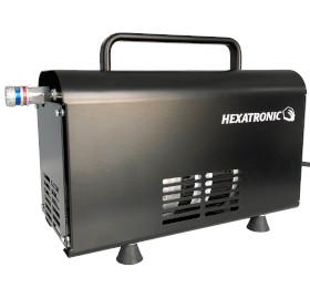 Minikompressor zum Einblasen von Air Blown Fibers und Nanokabeln