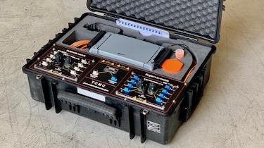 Neue Generation des Tactical Cable Measuring Case (TCMC)